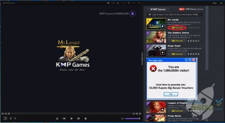 KMPlayer for Windows XP
