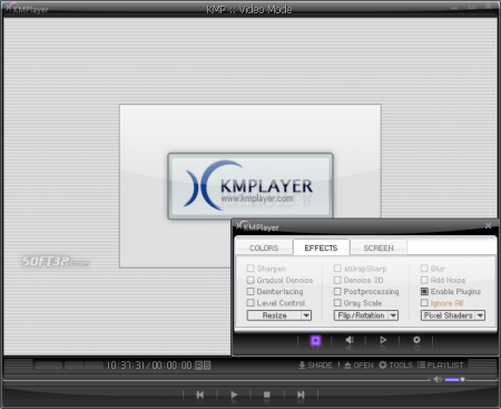 KMPlayer for Windows Vista