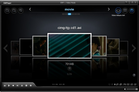 KMPlayer for Windows 8.1